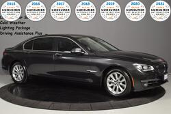 BMW 7 Series 740Li xDrive 2015