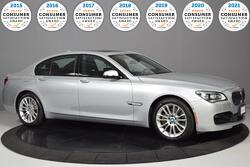 BMW 7 Series 750i xDrive 2015