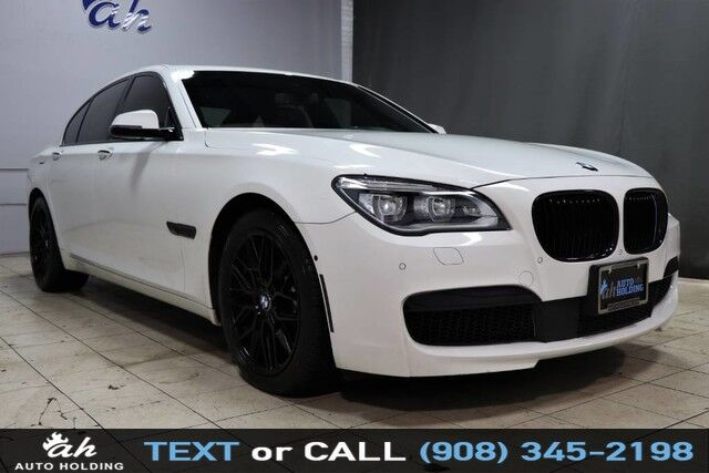 2015 BMW 7 Series 750i xDrive Hillside NJ