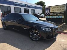 BMW 750Li M SPORT Bang&Olufsen Sound HEADS-UP DISPLAY, NAVIGATION. SURROUND CAMERAS WITH TOP VIEW, HEATED AND COOLED LEATHER, DUAL REAR D 2015