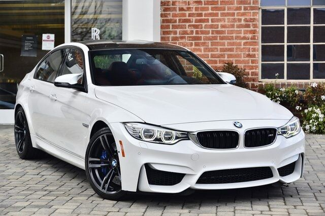 2015 BMW M3 One Owner One Owner