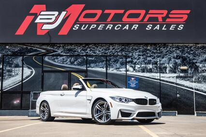 2015 BMW M4 Convertible Tomball TX