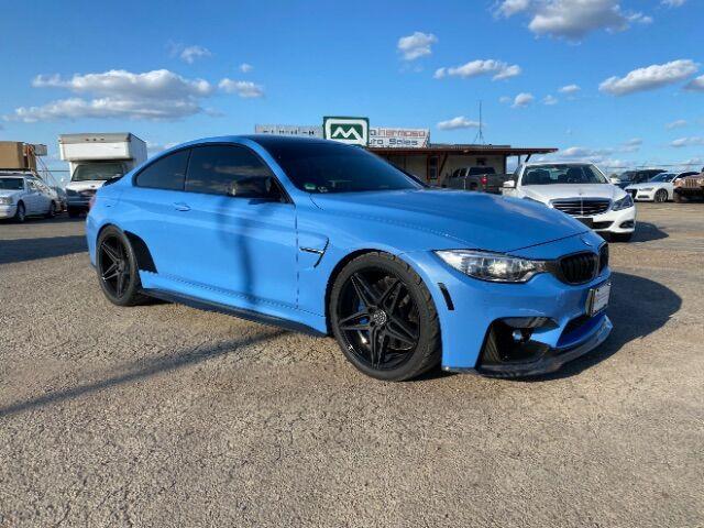 2015 BMW M4 Coupe Laredo TX