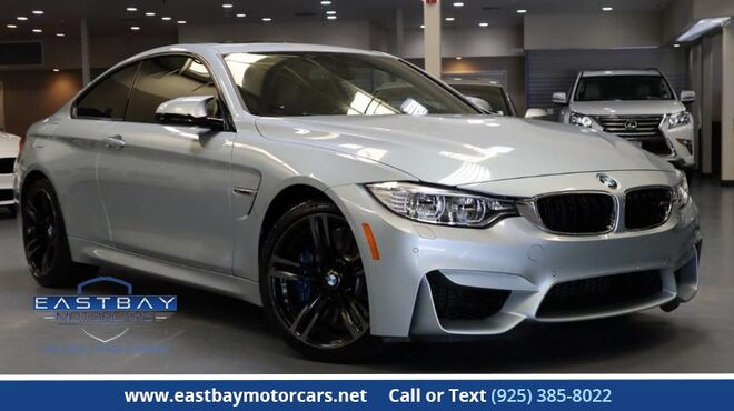 2015_BMW_M4_Executive * Lighting Pkg * 6 Speed manual_ San Ramon CA