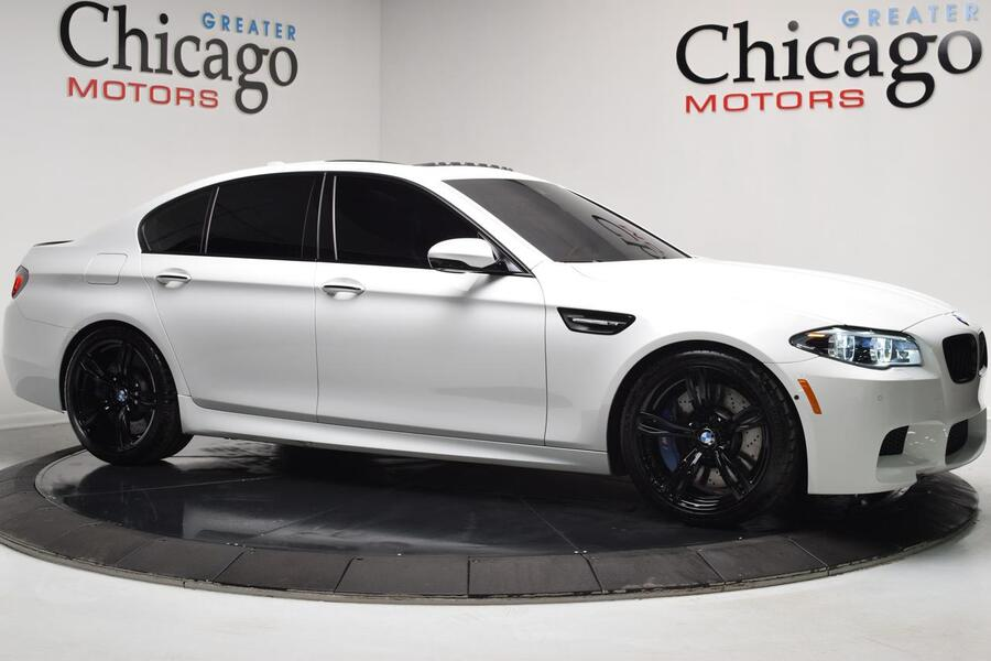 2015_BMW_M5 Msrp $115,650 Competition/ Ex_Warranty Until 12/2018_ Chicago IL