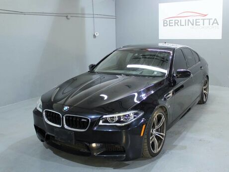 2015 BMW M5 One Owner Competition Pkg Farmer's Branch TX