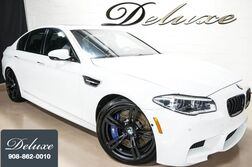 BMW M5 Sedan, Competition Package, Driving Assistance Plus Package, Executive Package, Navigation System, Surround-View Camera, Bang & Olufsen Surround Sound, 575 HP Turbocharged Engine, 20-Inch M Sport Alloy Wheels, 2015