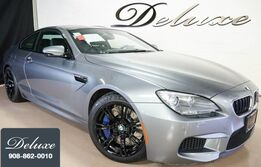 BMW M6 Coupe, Navigation System, Rear-View Camera, Harman Kardon Surround Sound, Heated Sport Seats, 560 HP Turbocharged Engine, 6-Speed Manual Transmission, 19-Inch Forged Alloy Wheels, 2015