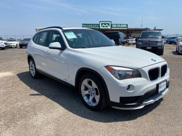 2015 BMW X1 sDrive28i Laredo TX