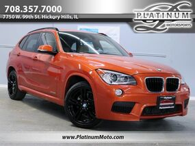 BMW X1 sDrive28i M Sport Auto Rare Color 2015