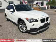 2015_BMW_X1_xDrive28i   LEATHER   ROOF   HEATED SEATS_ London ON
