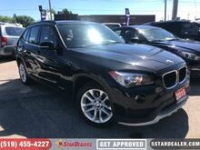 2015_BMW_X1_xDrive28i   ONE OWNER   LEATHER   PANO ROOF_ London ON