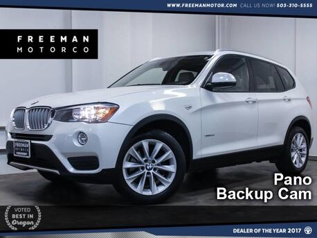 2015_BMW_X3_xDrive28i Pano Backup Cam Htd Seats_ Portland OR