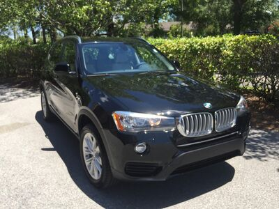 2015_BMW_X3_xDrive28i_ Charleston SC