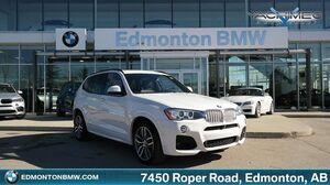 2015_BMW_X3_xDrive35i! VERY LOW KM! ALL-WHEEL DRIVE!_ Edmonton AB