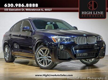 2015_BMW_X4_xDrive28i_ Willowbrook IL