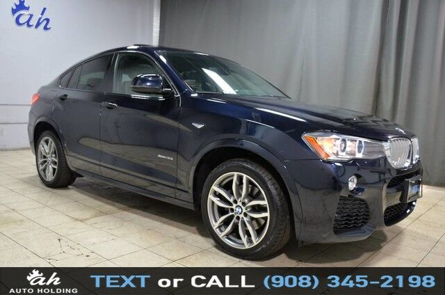 2015 BMW X4 xDrive35i Hillside NJ