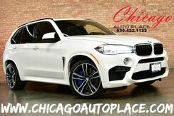 2015_BMW_X5 M_M-SPORT - MSRP $115000 4.4L M TWINPOWER TURBO V8 ENGINE ALL WHEEL DRIVE NAVIGATION TOP VIEW CAMERAS HEADS-UP DISPLAY PANO ROOF CARBON FIBER INTERIOR TRIM POWER LIFTGATE_ Bensenville IL