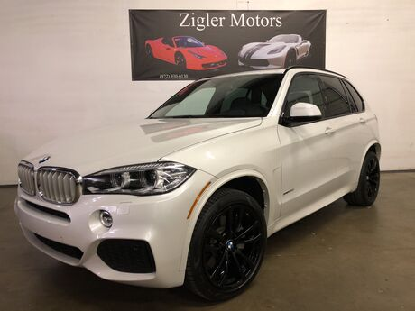 2015 BMW X5 M Sport 7-Passenger xDrive50i * M Sport Executive Comfort Cold Weather Addison TX