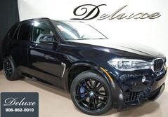 BMW X5 M xDrive, Driving Assistance Plus Package, Navigation System, Rear-View Camera, Head-Up Display, B&O Sound, Ventilated Leather Seats, Panorama Sunroof, 567 HP Turbocharged V8 Engine, 20-Inch M Sport Alloy Wheels, 2015