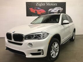BMW X5 One Owner Clean Carfax low miles xDrive35i Premium Pkg 2015