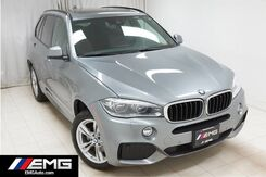 2015_BMW_X5_xDrive 35d M Sports Premium Driver Assist Navigation 360 Camera 1 Owner_ Avenel NJ