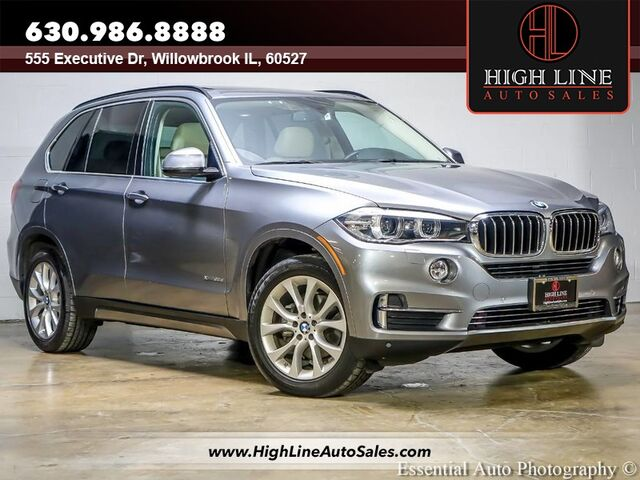 2015 BMW X5 xDrive35d Willowbrook IL