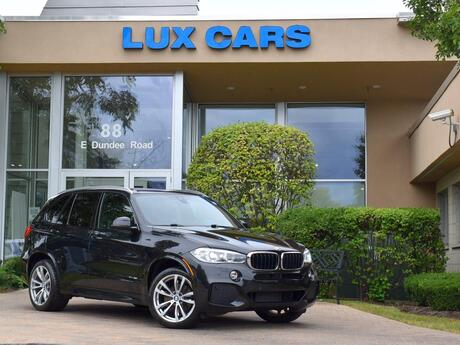 2015 BMW X5 xDrive35i M-Sport Panoroof Nav AWD MSRP $70,720 Buffalo Grove IL