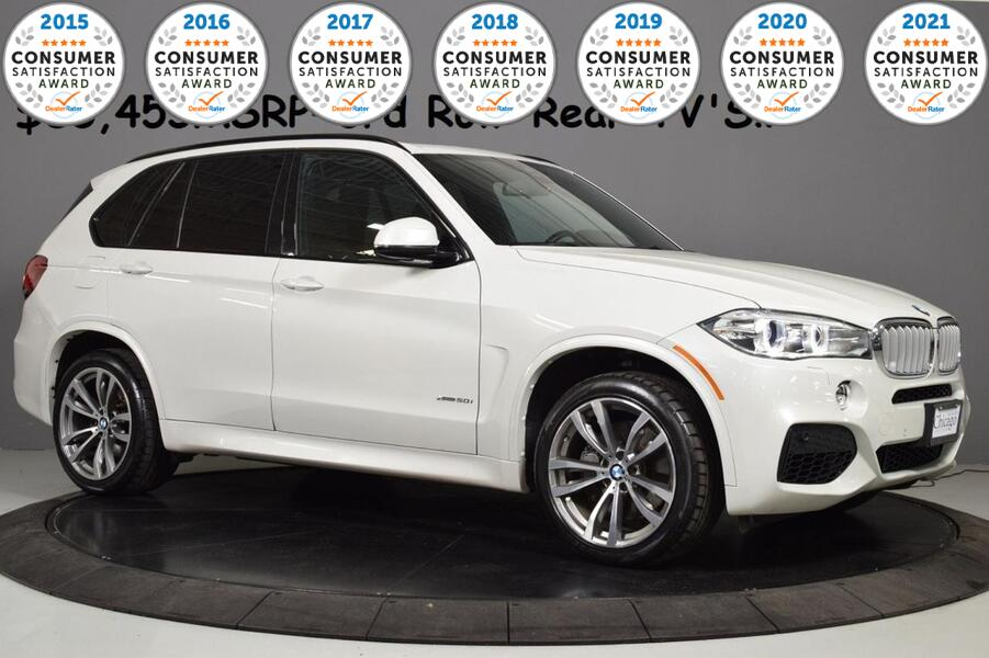 2015_BMW_X5_xDrive50i_ Glendale Heights IL