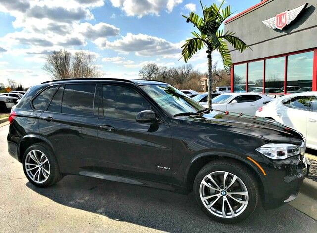 2015 BMW X5 XDrive50i M Sport 1 Owner Evansville IN
