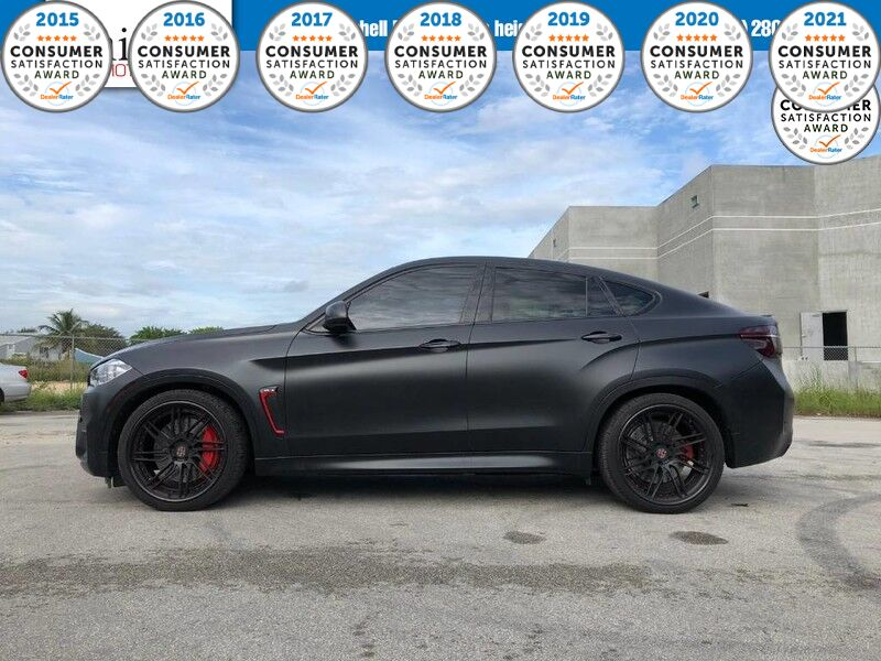 2015_BMW_X6 M__ Glendale Heights IL