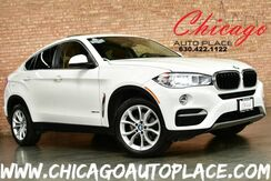 2015_BMW_X6_xDrive35i - 3.0L INLINE 6-CYL TURBOCHARGED ENGINE 1 OWNER ALL WHEEL DRIVE NAVIGATION BACKUP CAMERA KEYLESS GO TERRA LEATHER HEATED SEATS SUNROOF PARKING SENSORS POWER LIFTGATE_ Bensenville IL