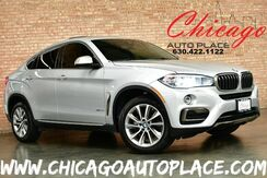 2015_BMW_X6_xDrive35i - 3.0L INLINE 6-CYL TURBOCHARGED ENGINE ALL WHEEL DRIVE NAVIGATION TOP VIEW CAMERAS KEYLESS GO HEADS-UP DISPLAY_ Bensenville IL