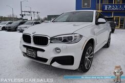 2015_BMW_X6_xDrive35i AWD / M Sport Pkg / Front & Rear Heated Leather Seats / Heated Steering Wheel / Sunroof / Navigation / Harman Kardon Speakers / Heads Up Display / Bluetooth / Surround View Camera / Blind Spot Alert_ Anchorage AK