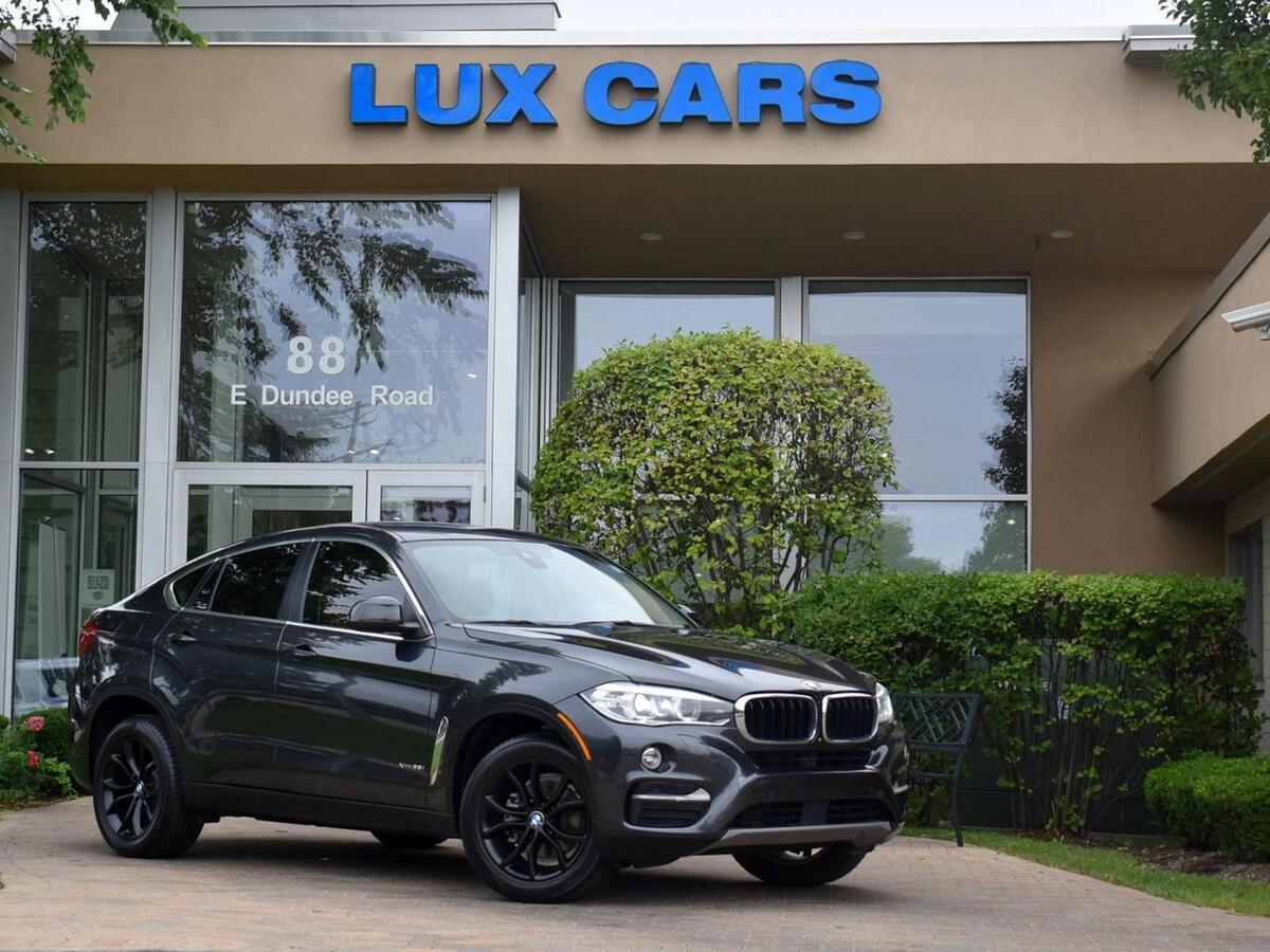 2015_BMW_X6_xDrive35i Nav AWD MSRP $70,470_ Buffalo Grove IL