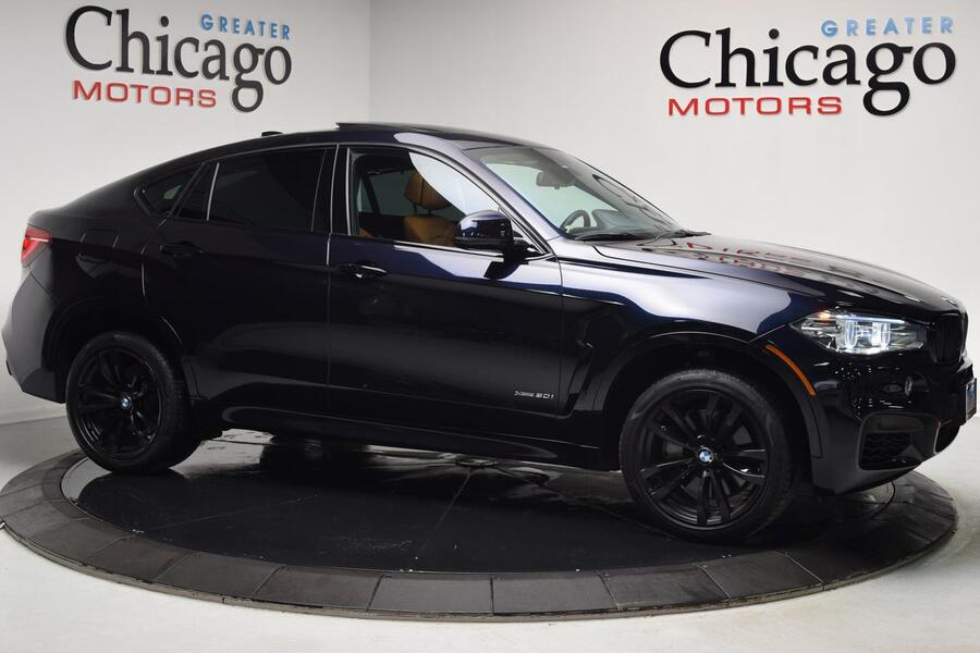 2015_BMW_X6_xDrive50i M Sport_ Glendale Heights IL