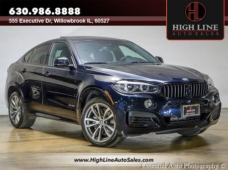 2015_BMW_X6_xDrive50i_ Willowbrook IL