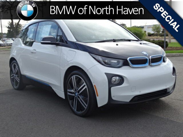 2015_BMW_i3_with Range Extender_ North Haven CT