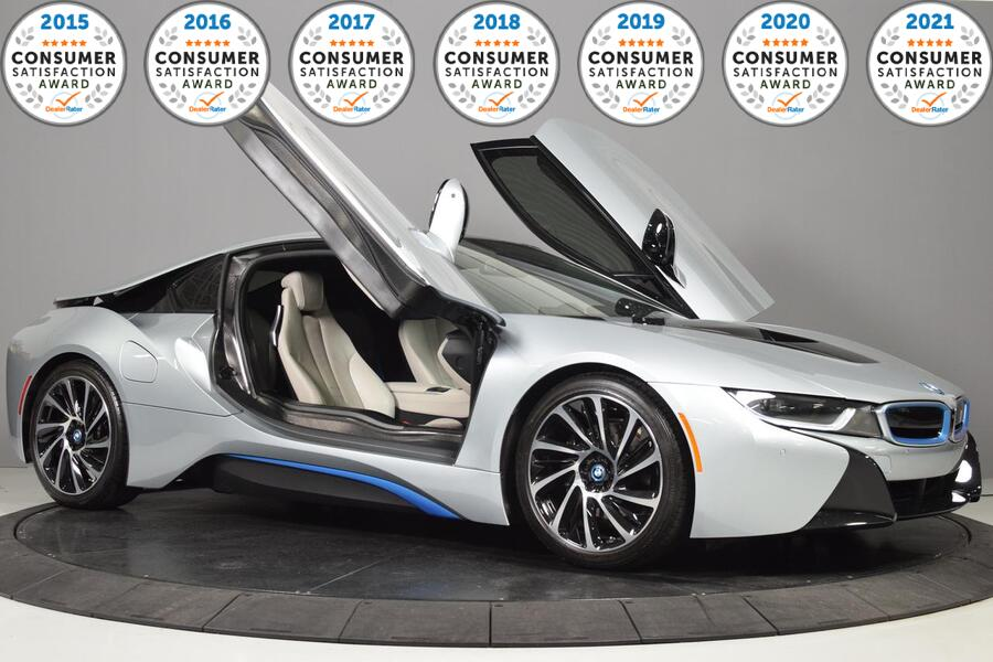 2015_BMW_i8__ Glendale Heights IL