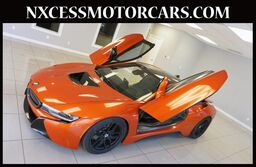 BMW i8 COUPE AUTOMATIC NAVIGATION WARRANTY! 2015