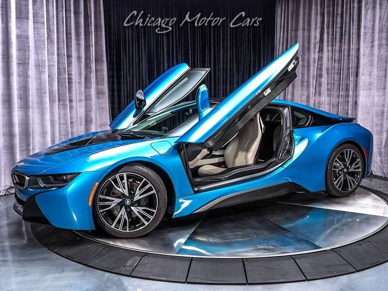 2015_BMW_i8 GIGA WORLD_Coupe_ Chicago IL