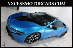 BMW i8 JUST 18K MILES CLEAN CARFAX FACTORY WARRANTY. 2015