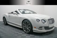 2015_Bentley_Continental GT Speed_2DR CONV_ Hickory NC