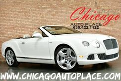2015_Bentley_Continental GTC_W12 - 6.0L 12 CYLINDER ENGINE MULLINER PACKAGE ALL WHEEL DRIVE NAVIGATION BACKUP CAMERA BREITLING CLOCK HEATED/COOLED SEATS KEYLESS GO_ Bensenville IL
