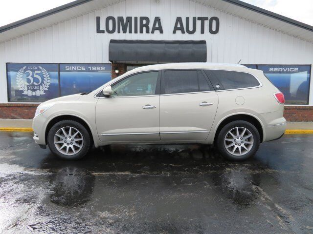 2015 Buick Enclave Leather Lomira WI