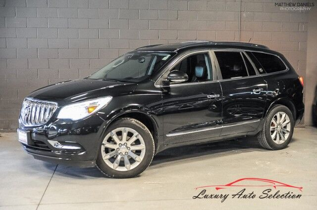 2015_Buick_Enclave Premium AWD_4dr SUV_ Chicago IL