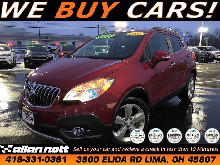 2015 Buick Encore Convenience Lima OH