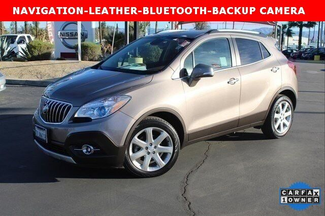 2015 Buick Encore Leather Palm Springs CA