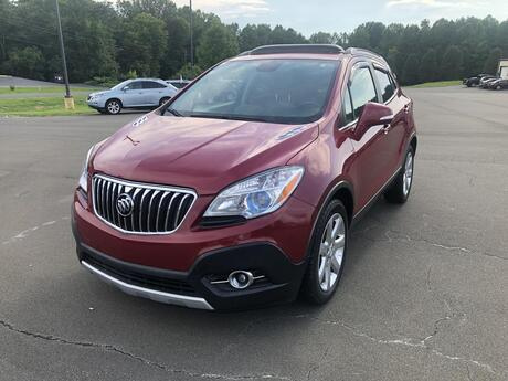 2015 Buick Encore Leather Oxford NC