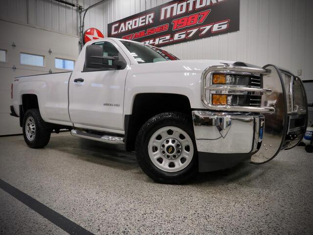 2015_CHEVROLET_SILVERADO 2500 HD REGULAR CAB 4X4__ Bridgeport WV